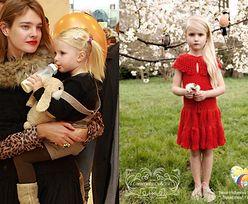 6-letnia córka Vodianovej też chce być modelką (ZDJĘCIA)