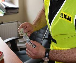 23-latek zeznawał w sprawie handlu narkotykami. Policjant znalazł na jego dowodzie... amfetaminę!