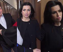 Zadowolony Durczok i zdenerwowana Tadla w sądzie