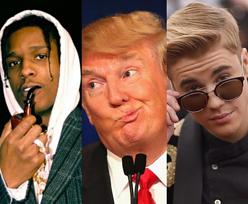 """Donald Trump interweniuje w sprawie A$AP Rocky'ego! Justin Bieber WBIJA MU SZPILĘ: """"Może pomógłbyś też dzieciom w ośrodkach imigracyjnych?"""""""