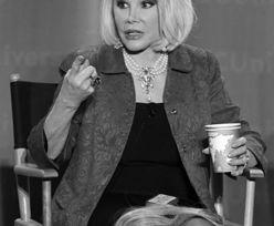 Z OSTATNIEJ CHWILI: Joan Rivers nie żyje! Miała 81 lat