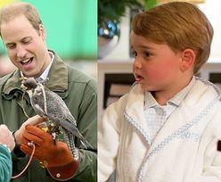 """William i Kate narazili się PETA. Zabrali małego George'a NA POLOWANIE. """"To szkodzi jego psychice"""""""