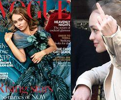 """17-letnia Lily-Rose Depp: """"Moi rodzice nie byli surowi. Nie miałam przeciwko czemu się buntować"""""""