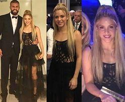 Gerard Pique i Shakira w prześwitującej sukience bawią się na weselu Messiego (FOTO)