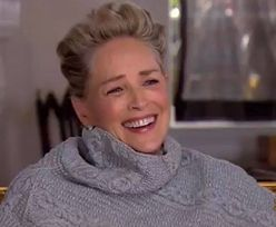 """Sharon Stone o swoich doświadczeniach z wykorzystywaniem kobiet w Hollywood: """"Wyobraź sobie ten biznes, gdy do niego wstąpiłam 40 lat temu... do tego WYGLĄDAJĄC JAK JA"""""""
