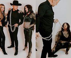 """Skute łańcuchami """"Królowe Życia"""" promują BDSM w drapieżnej sesji: """"Mój mąż zawsze ma ze mną wesoło"""""""