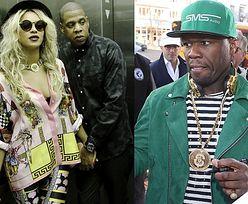 50 Cent: Beyonce PRAWIE MNIE POBIŁA!