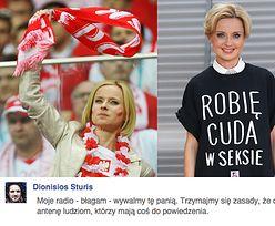 """Dziennikarz TOK FM o Pieńkowskiej: """"Moje radio - błagam - WYWALMY TĘ PANIĄ!"""""""