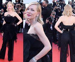 Cate Blanchett tym razem NIE ZACHWYCA na czerwonym dywanie