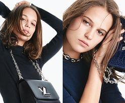 Alicia Vikander reklamuje torebki