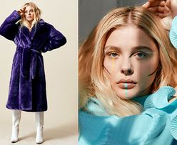 """""""Alternatywna"""" Chloe Grace Moretz została twarzą marki ubraniowej"""