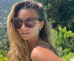 Julia Wieniawa pluska się w basenie w Monte Carlo (ZDJĘCIA)