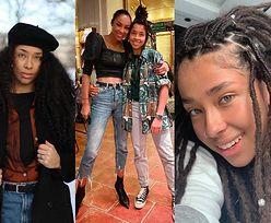 Tak dziś wygląda 18-letnia córka Omeny Mensah, Vanessa. Podobna do mamy? (ZDJĘCIA)