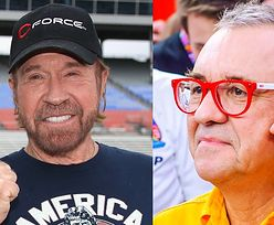 """Chuck Norris wspiera Jurka Owsiaka i Wielką Orkiestrę Świątecznej Pomocy: """"Nigdy się nie poddawajcie!"""" (WIDEO)"""