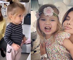 Natalia Siwiec relacjonuje na Instagramie wizytę Oliwii Bieniuk u swojej córki (FOTO)
