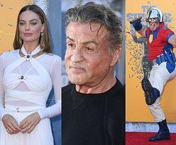 """Premiera """"The Suicide Squad"""": Margot Robbie w koszmarku od Chanel, wyluzowany Sylvester Stallone, zamrożona twarz Kate Beckinsale... (ZDJĘCIA)"""