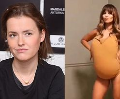 """Olga Frycz broni """"żartu"""" Anny Lewandowskiej: """"Trudno od niej wymagać, by popularyzowała otyłość"""""""