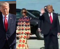 """Melania Trump UCIEKA od Donalda! Internauci przewidują rychły ROZWÓD: """"Nienawidzi męża i swojego życia"""" (WIDEO)"""
