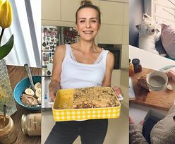 Tak mieszka Aneta Zając: minimalistyczna kuchnia, przytulne wnętrza i przestronny taras (ZDJĘCIA)