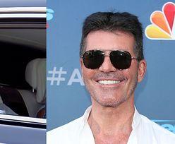 Przygnębiony Simon Cowell pokazał się publicznie pierwszy raz po ZŁAMANIU KRĘGOSŁUPA (ZDJĘCIA)