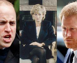 """Książę William i książę Harry OSKARŻAJĄ BBC o doprowadzenie do śmierci księżnej Diany! """"Straciła przez nich ŻYCIE"""""""
