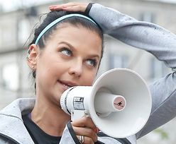 """Anna Lewandowska też """"protestuje"""" w sprawie wyroku TK... Pokazała emoji dwóch flag (FOTO)"""