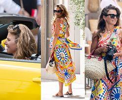 Tak Anna Lewandowska bawiła się na Majorce: podróże żółtym kabrioletem, shopping ze Ślotałą... (ZDJĘCIA)