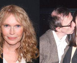"""Mia Farrow wyjawia, jak dowiedziała się o romansie Woody'ego Allena z jej córką: """"Znalazłam stos polaroidów"""""""