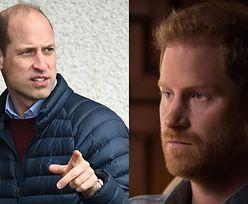 """Książę William MA DOŚĆ dramatycznych spowiedzi Harry'ego w mediach: """"Może posunąć się ZA DALEKO"""""""