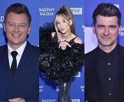Gwiazdy TVP brylują na prezentacji jesiennej ramówki: Ida Nowakowska, Roksana Węgiel, Rafał Brzozowski, Tomasz Kammel (ZDJĘCIA)