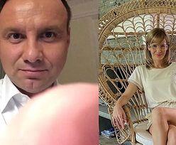 """Edyta Pazura radzi: """"Miej wy*ebane, a będzie ci dane"""". Andrzej Duda lubi to..."""