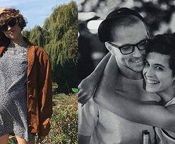 """Aleksandra Hamkało pokazuje zdjęcie z CIĄŻOWYM brzuchem i wyjaśnia: """"Mąż zrobił"""""""