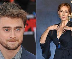 """Daniel Radcliffe zabiera głos po oskarżeniach J.K. Rowling o transfobię: """"Transpłciowe kobiety SĄ KOBIETAMI"""""""