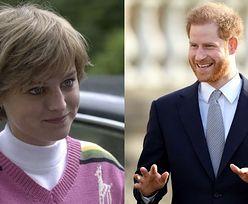"""Emma Corrin z """"The Crown"""" komentuje słowa księcia Harry'ego o serialu: """"Byłam niewiarygodnie PORUSZONA"""""""