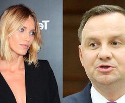 """Anja Rubik komentuje słowa Andrzeja Dudy o społeczności LGBT: """"Czego się tak boisz, prezydencie?"""""""