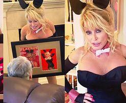 """Dolly Parton odtworzyła mężowi na urodziny swoją okładkę """"Playboya"""": """"Po 57 latach wciąż myśli, że jestem GORĄCĄ LASKĄ"""""""