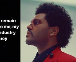 """The Weeknd grzmi po ujawnieniu nominacji do nagród Grammy: """"Jesteście SKORUMPOWANI!"""""""