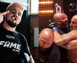 """Fame MMA: Don Kasjo apeluje do Najmana: """"Niech idzie kościoła chronić, ŚMIEĆ Z JASNEJ GÓRY"""""""