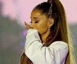 """Ariana Grande ma stalkera. """"Boję się, że będzie chciał mnie ZAMORDOWAĆ"""""""