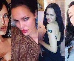 Oto Dualien Hernandez, sobowtórka Angeliny Jolie i nowa sensacja TikToka.  Podobna do swojej idolki? (ZDJĘCIA)