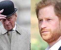 """Książę Harry wspomina księcia Filipa: """"Najbardziej brakuje mi jego poczucia humoru"""""""