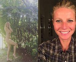 Wyzwolona Gwyneth Paltrow świętuje 48. urodziny NAGO (FOTO)