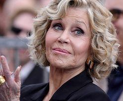 """Jane Fonda obiecuje, że nie zrobi sobie już ŻADNEJ OPERACJI PLASTYCZNEJ. """"Nie zamierzam już się kroić"""""""