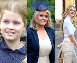 WSZYSTKIE TWARZE Kitty Spencer! Tak świeżo poślubiona bratanica księżnej Diany zmieniała się na przestrzeni lat (ZDJĘCIA)