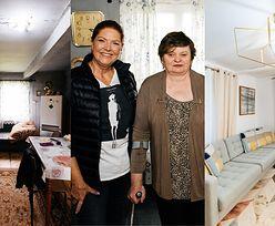"""""""Nasz nowy dom"""". Zobaczcie, jak ekipa Katarzyny Dowbor odmieniła dom pani Elżbiety i jej córki (ZDJĘCIA)"""