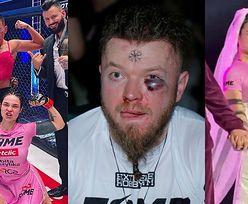 Fame MMA 9: ZMASAKROWANY przez Blonsky'ego Wardęga i ZWYCIĘSTWO debiutującej Kamiszki nad Zusje!