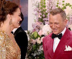 Daniel Craig ZAWSTYDZIŁ SIĘ w rozmowie z księżną Kate. Co jej powiedział? (ZDJĘCIA)