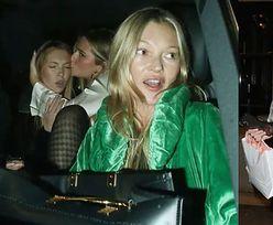 Kate Moss IMPREZUJE z 19-letnią córką i jej koleżankami! Taka mama to skarb? (ZDJĘCIA)