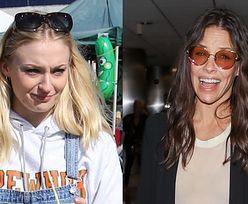 """Sophie Turner serdecznie """"pozdrawia"""" wyzwoloną Evangeline Lilly: """"W D*PIE MAM TWOJĄ WOLNOŚĆ. Możesz zarazić innych!"""""""