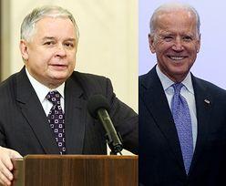 """Joe Biden pomylił Donalda Tuska ze śp. LECHEM KACZYŃSKIM! """"Dziękuję za komplement, ale mnie tam nie było"""""""